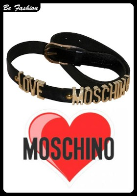 WOMEN'S BELT MOSCHINO (0091MSCH)