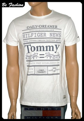 MEN T-SHIRT TOMMY HILFIGER (0105TH)
