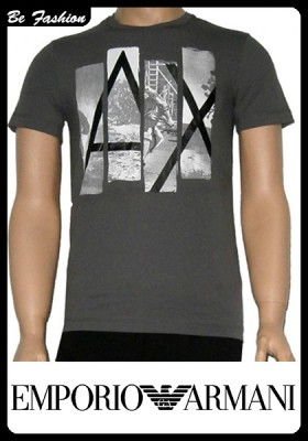 MEN T-SHIRT ARMANI EXCHANGE (0173AX)