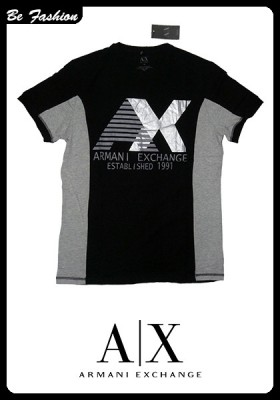 MEN'S T-SHIRT ARMANI EXCHANGE (0187AX)