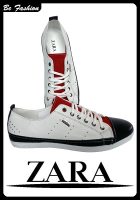 MENS SPRING LEATHER SHOES ZARA (0212ZR)