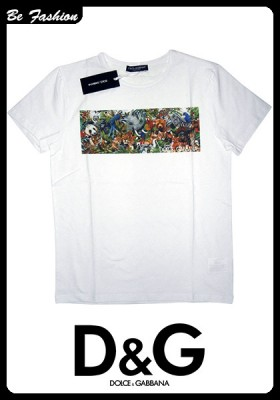 MEN'S T-SHIRT DOLCE&GABBANA (0256DG)