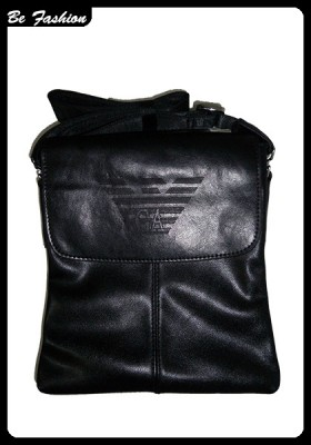 MEN LEATHER BAG (0323AJ)