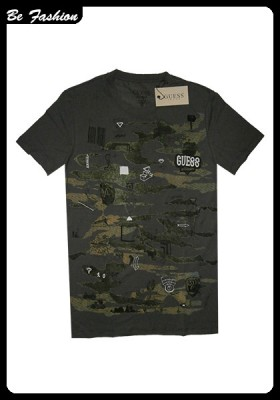 MEN T-SHIRT GUESS (0368GS)