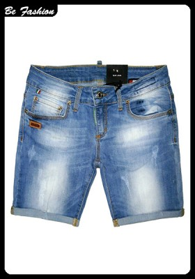 WOMEN SHORT JEANS DSQUARED (0386D2)