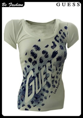 WOMEN T-SHIRT GUESS (0677GS)