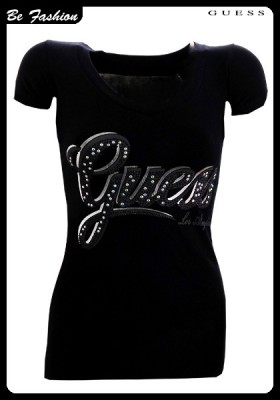 WOMEN T-SHIRT GUESS (0687GS)