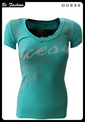 WOMEN T-SHIRT GUESS (0688GS)