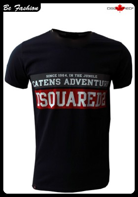 MAN T-SHIRT DSQUARED (0744D2)