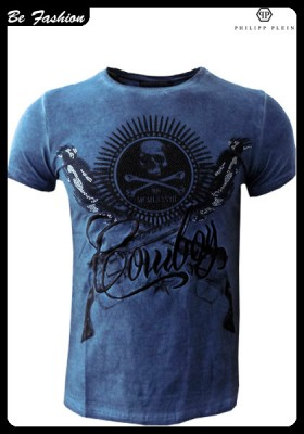 MAN T-SHIRT PHILIPP PLEIN (0757PP)