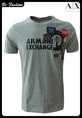MAN T-SHIRT ARMANI EXCHANGE (0759AX)