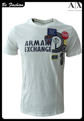 MAN T-SHIRT ARMANI EXCHANGE (0760AX)