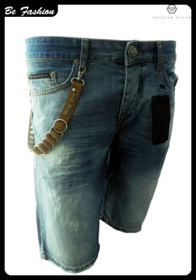 MEN SHORT JEANS PHILIPP PLEIN (0801PP)