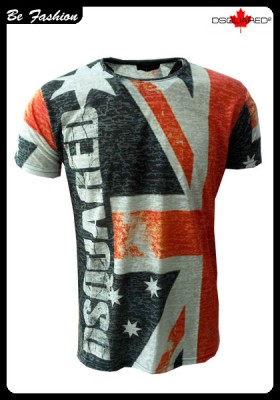 MAN T-SHIRT DSQUARED (0822D2)