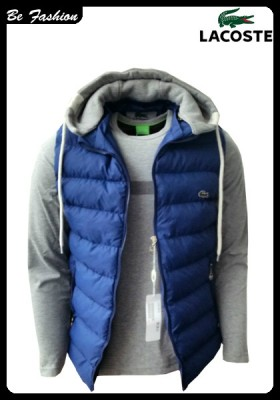 MAN BLUES VEST LA COSTE (0969LC)