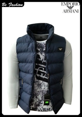 MAN BLUES VEST EMPORIO ARMANI (0971EA)
