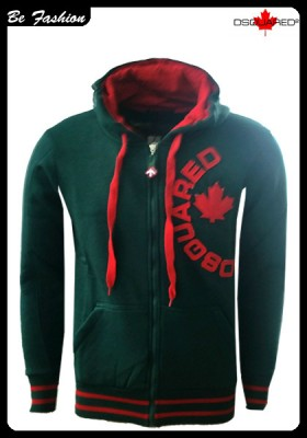 MAN HOODIE DSQUARED (0985D2)
